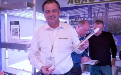 AGRO LED Tube is the first to launch full spectrum LED tubes